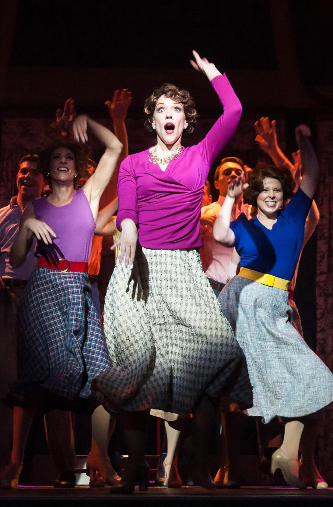 Emily in Mame at Virginia Repertory Theatre