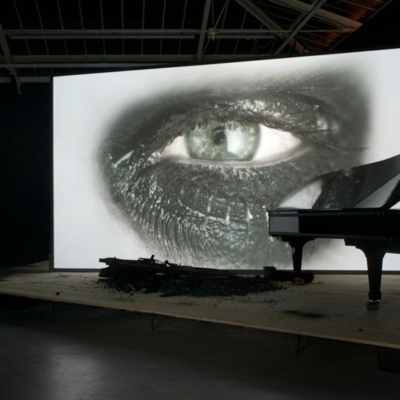 Douglas Gordon, Phantom (2011)