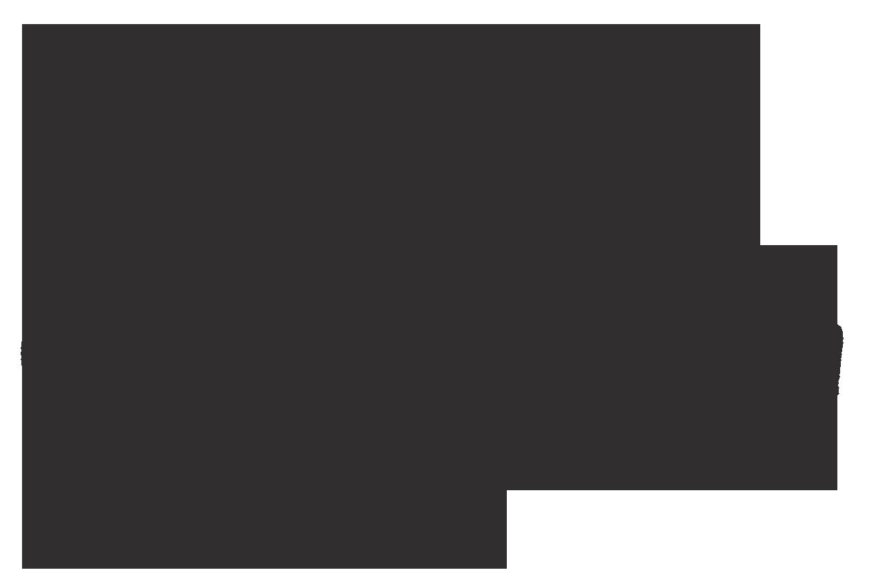 Jaime Hanson Signature Stacked - Black