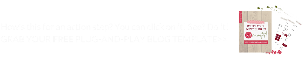 29 Minute Blog Writing CTA Button 1