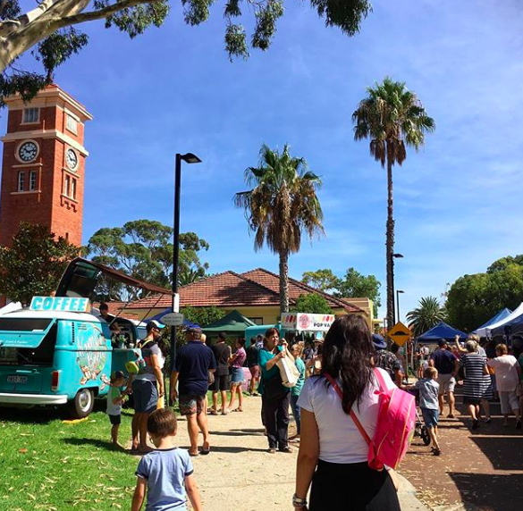 Perth Makers Markets
