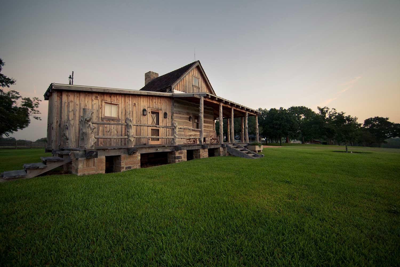 Cabin History