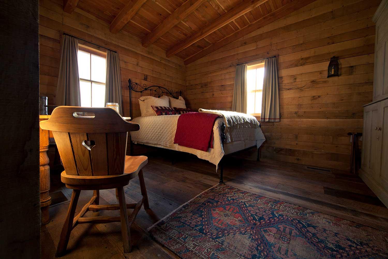 Hinze Cabin     1-2 Guests    $225 - $275