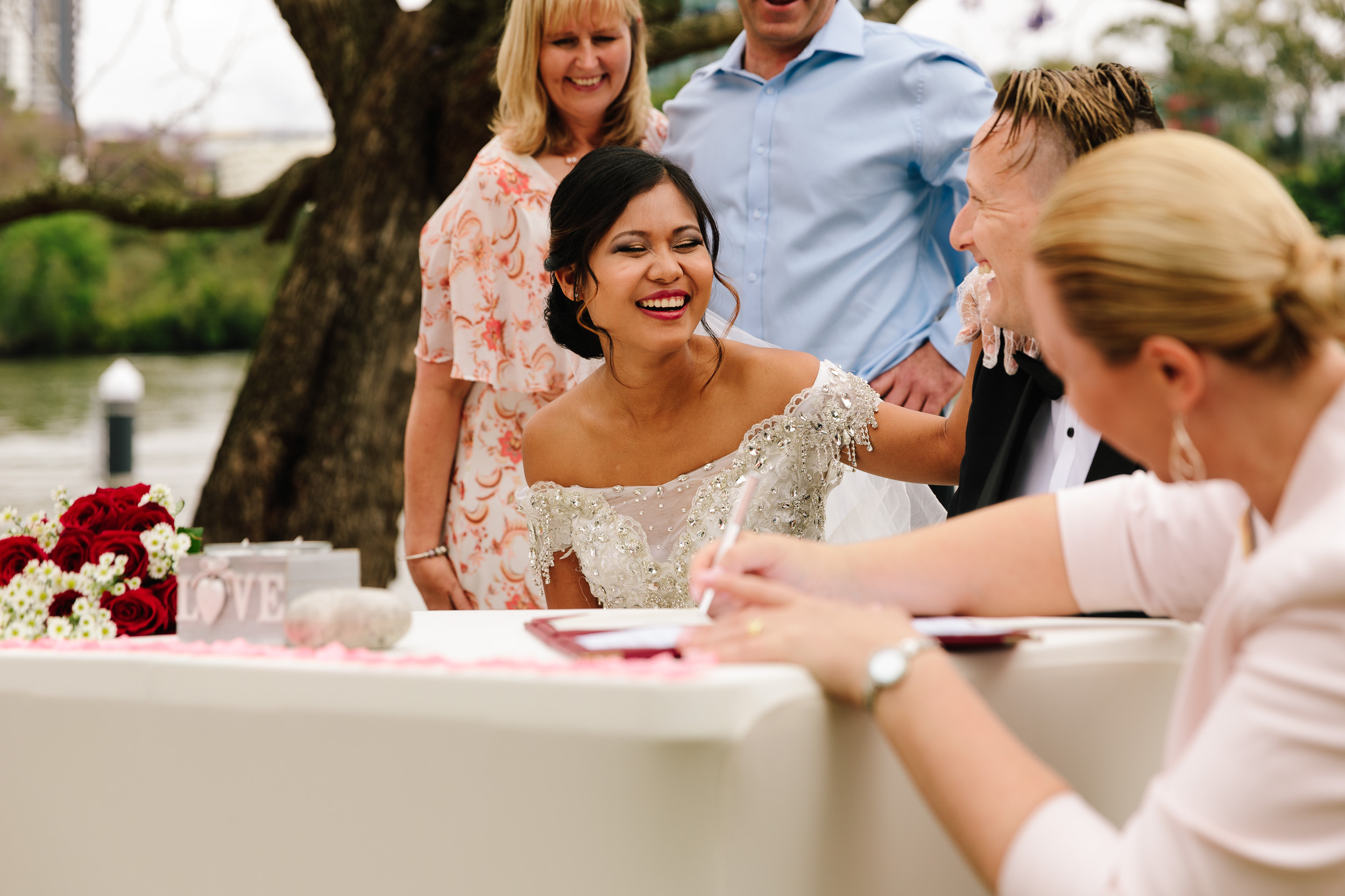 Small Casual Weddings