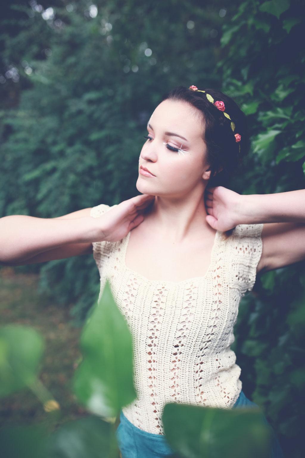 Hippie // Boho - Model: Olivia ChildMakeup: MePhotographer: Miranda Bell