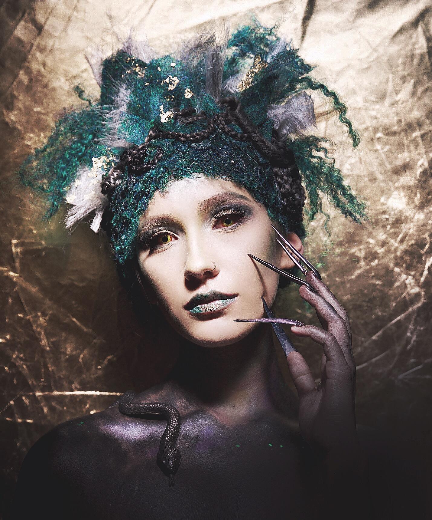 Avant Garde - Winner - Taylor Andrews Hairstyling Awards