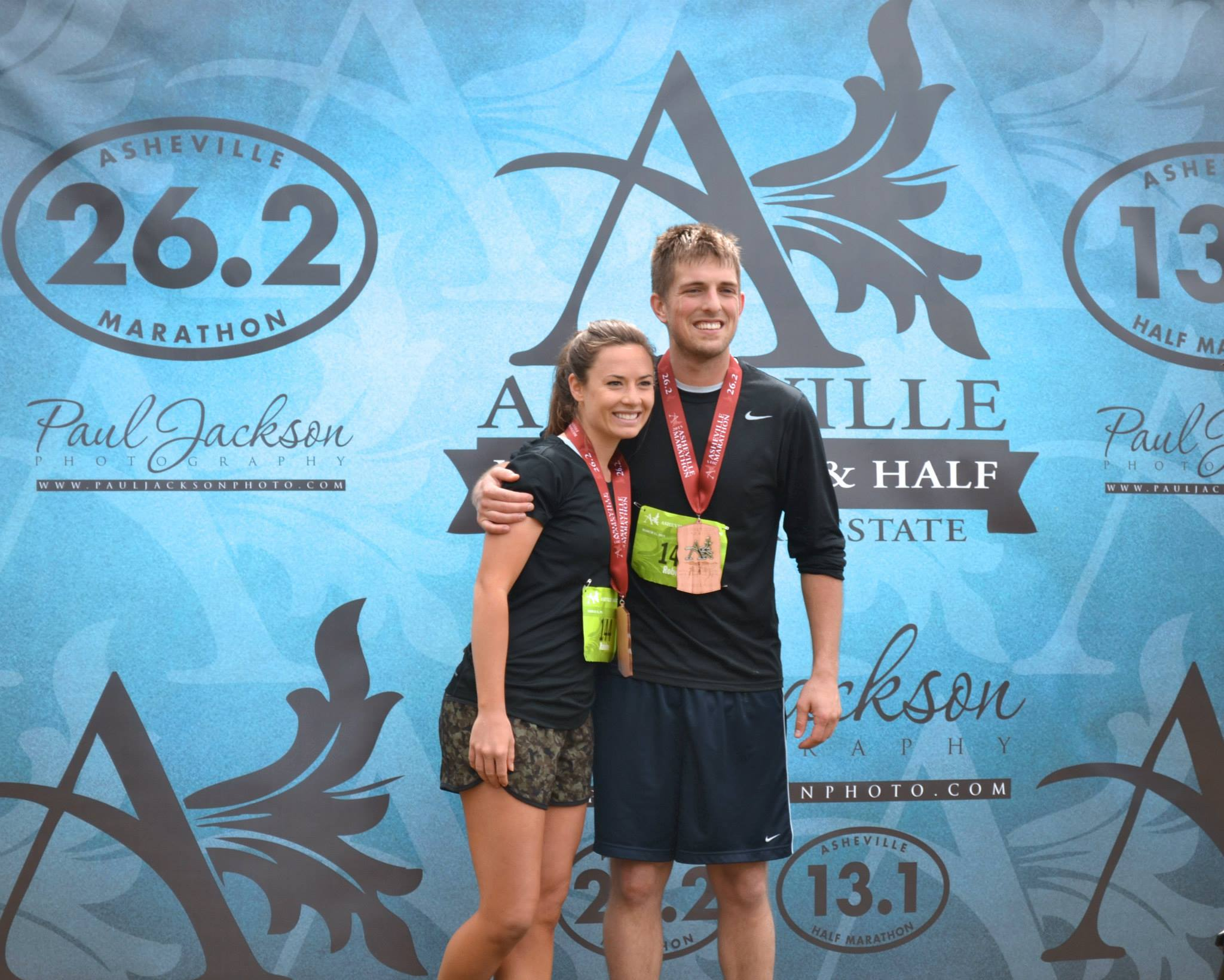 I bought these Lululemon shorts the day before my first marathon in Asheville, Nc. Unfortunately, they disappeared into the black hole of things left at the gym that I never see again....