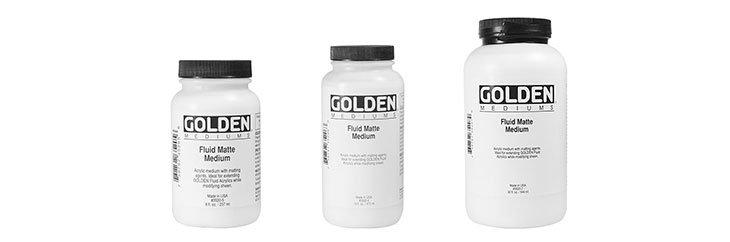 Golden Matt Medium