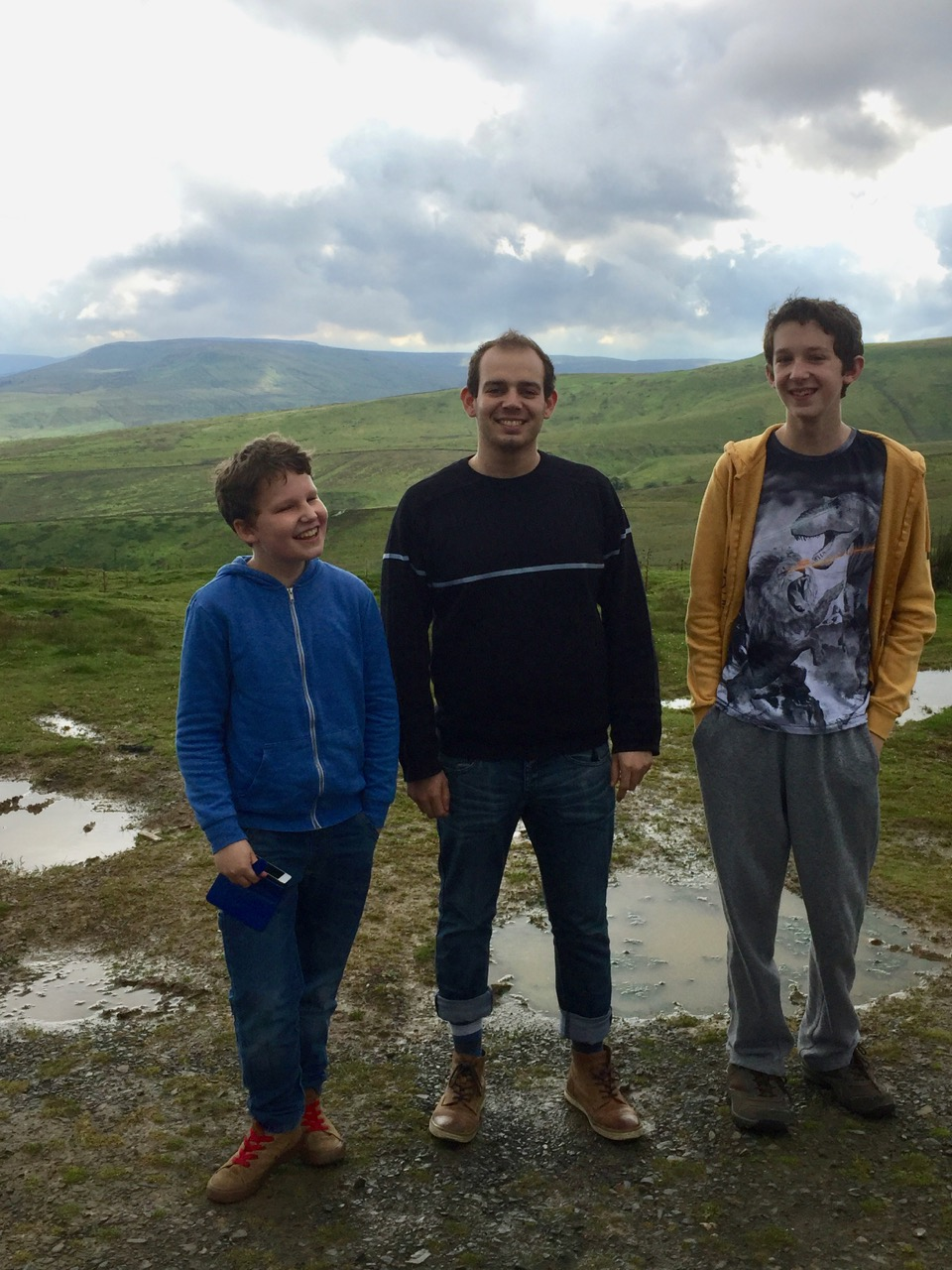 My three sons - (now not so little by any means…)