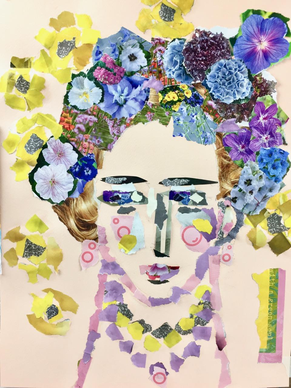 Bonus Project - Flower Portrait
