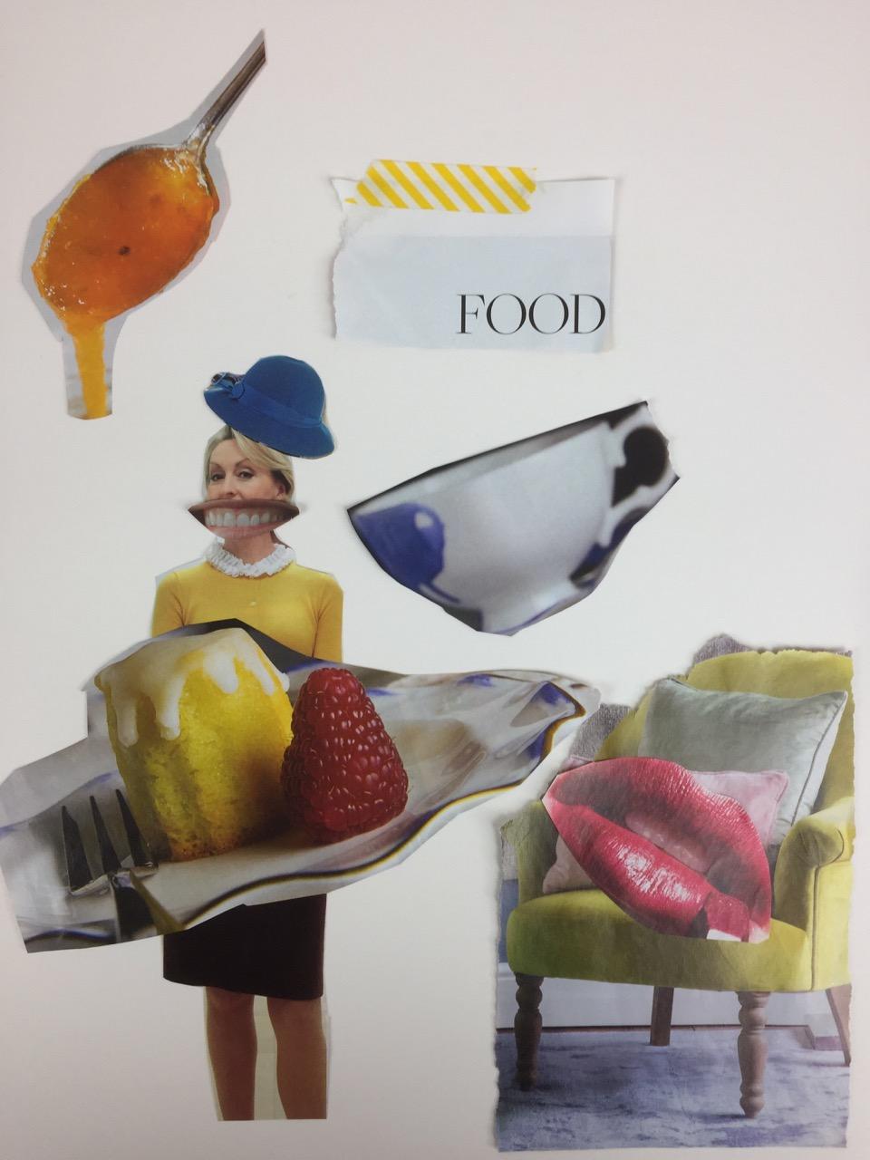 Bonus - Magazine Collage