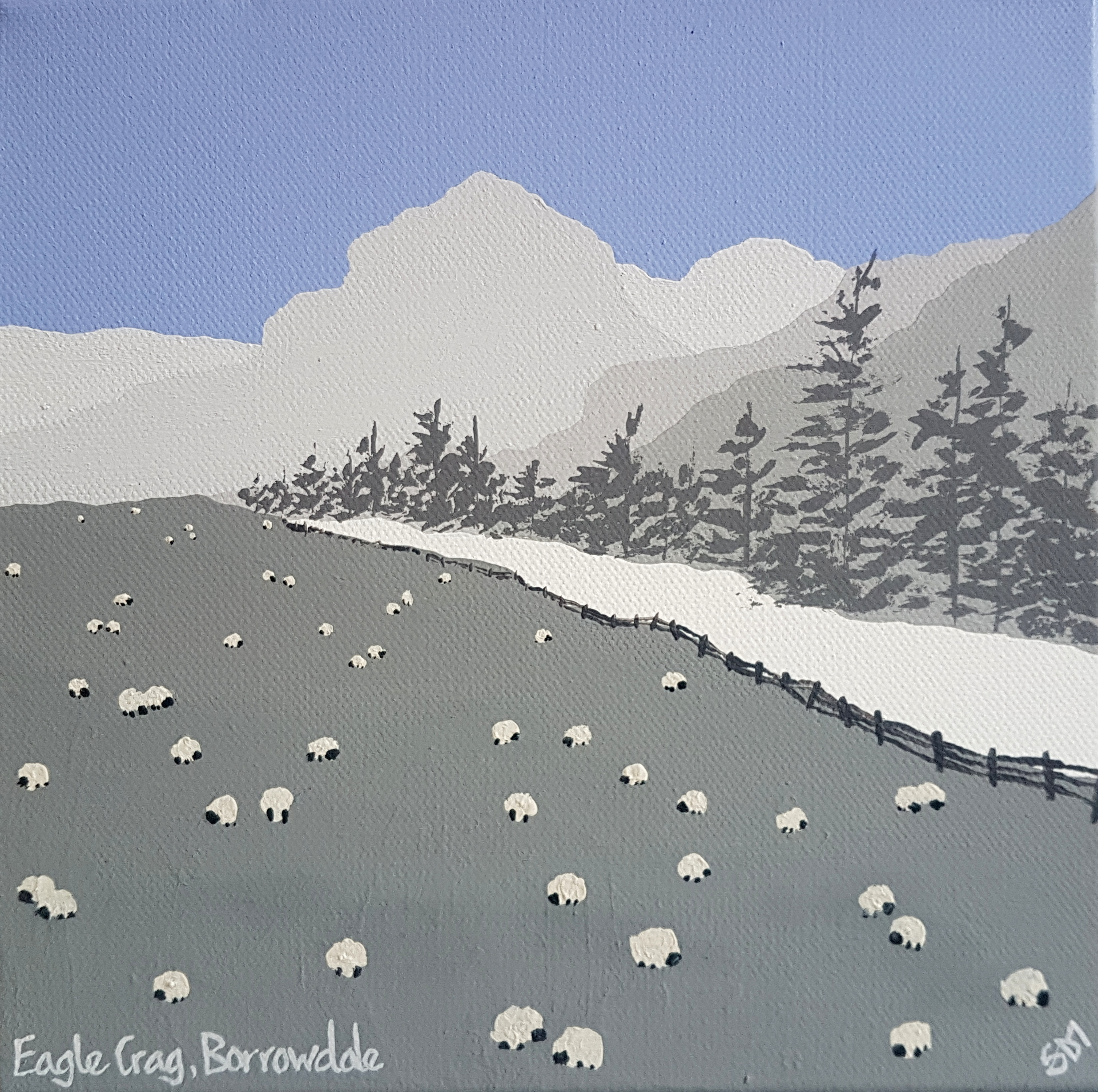 Eagle Crag Painting - Sam Martin, Artist.jpg