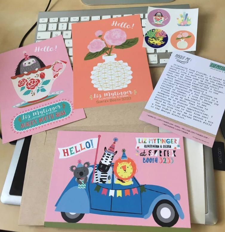 Mailer materials