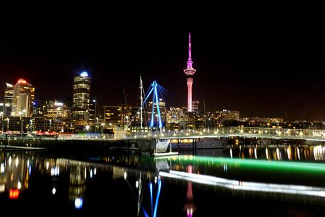 Halsey Street Wharf, Auckland