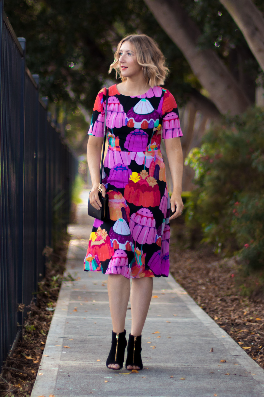 jelly dress from gorman