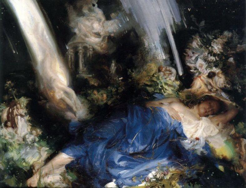 The Night Piece, to Julia by Robert Herrick
