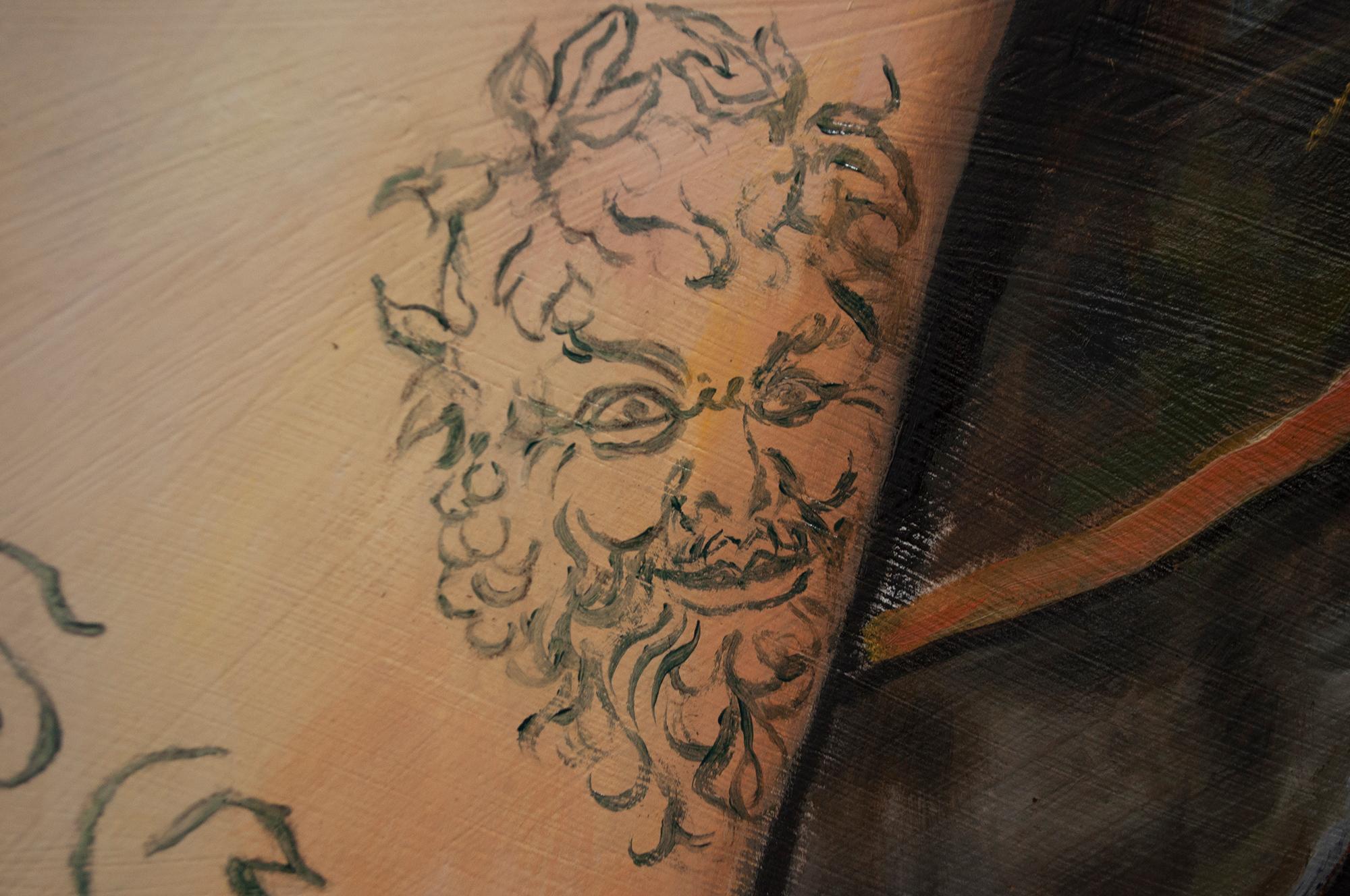 Bacchus/Dionysus, god of wine