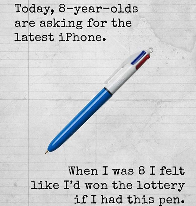 So true! I loved this pen! Anyone else relate?