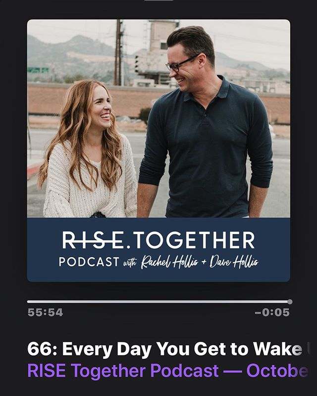 #risetogetherpodcast with @chiksdigscars 🔥🔥🔥 Can't wait to read his new book You Are Worth It! Go listen to @msrachelhollis and @mrdavehollis #podcast So inspiring! Thank you for your service Kyle! 🇺🇸