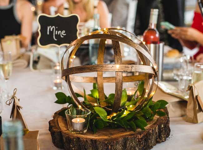 Simple Elegance - Ash and Michelle's elegant and stylish wedding was located at Ironbark Hill, Pokolbin.