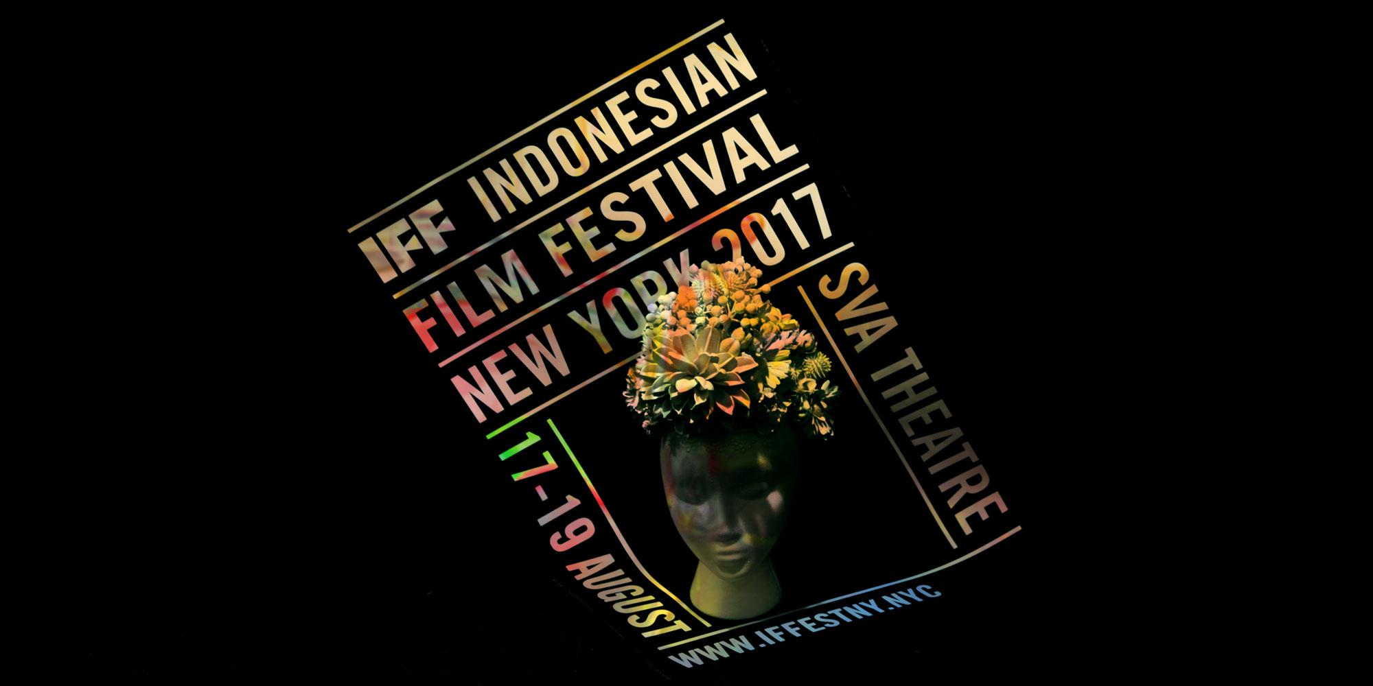 Indonesian Film Festival   First ever, Indonesian Film Festival 2017 in New York City.  Corse Design Factory Internship