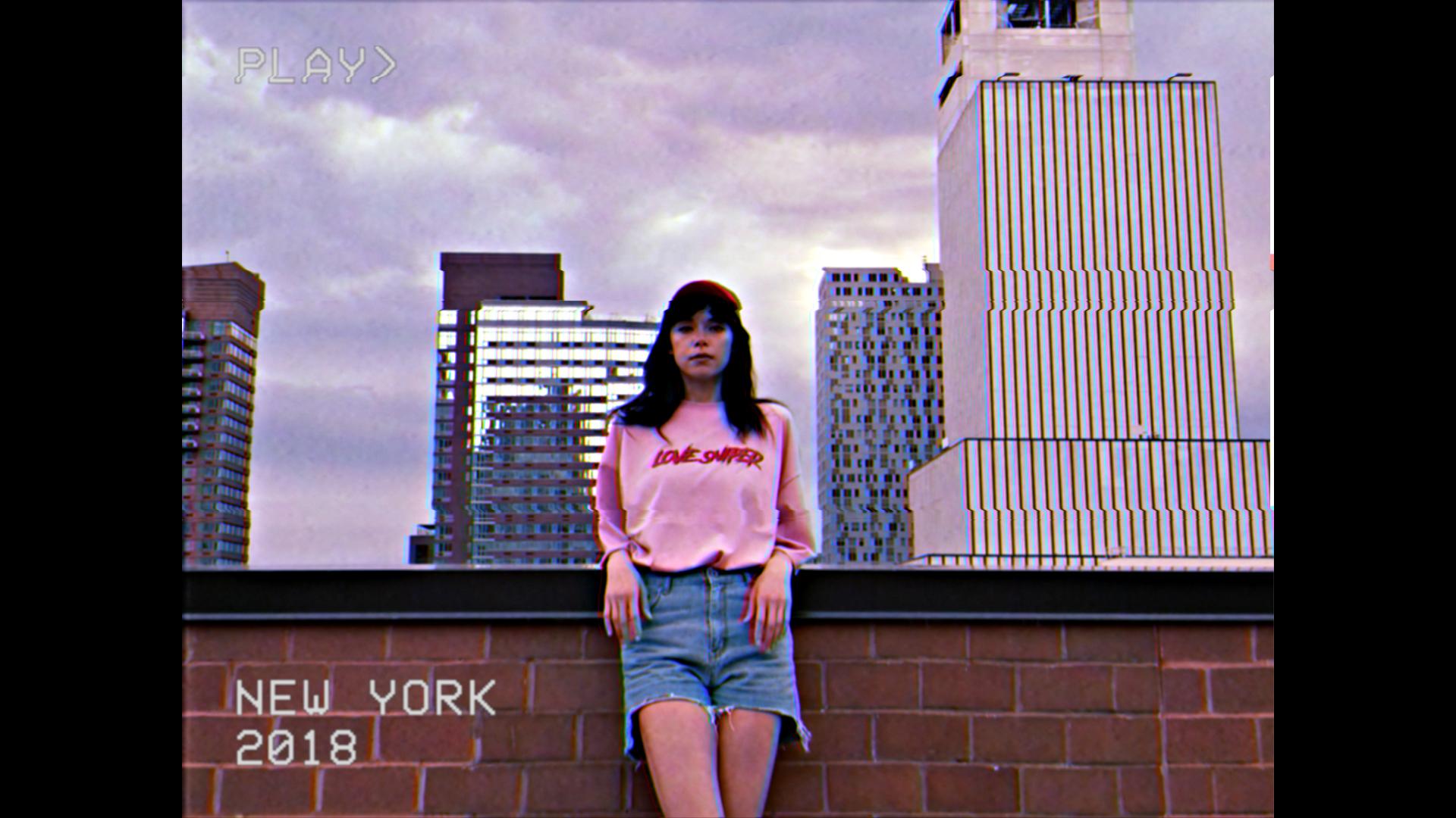 Lipunderpoint X VIP.COM   New 2018 Spring/Summer Lookbook in New York.  Cinematographer