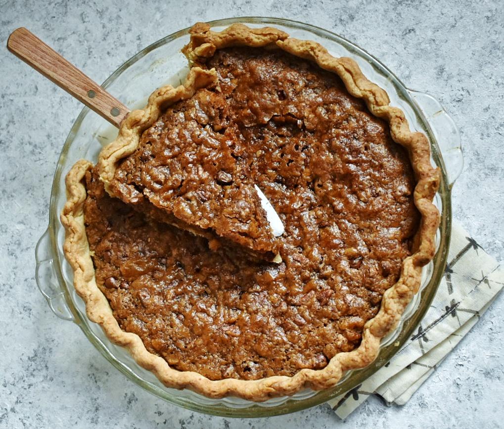 Perfect Vegan Pie Crust - The Bitchy Baker