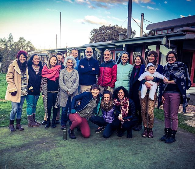 What a remarkable bunch of humans who converged at #commonground in Seymour last weekend at the #Regenesis retreat intensive! . . After a 12 week course that culminated in a 4-day deep dive of what it truly means to be reconnected to land and country, the first Australian cohort learnt how to fully embody regenerative thinking, a framework of whole living systems, and how to bring a new way of regenerative being back home to our life's work and individual organizations to create social change and community impact. On a personal level, this consolidates 20 years of urban research in this realm of working this way, It was more than what I imagined and forever changed the way I see place in the built environment, in our minds and in our hearts, from both a local and global context. . . I can't wait and look forward to the next iteration of where we go next. . #lifeswork #consolidationphase #socialchange #builtenvironment #placemaking #placesourcedpotential #regeneration #notsustainability #peopleandland #indigenous #climate #social #environmental #wecanabsolutelydobetter #regenesisgroup #regenerates #livingfutures