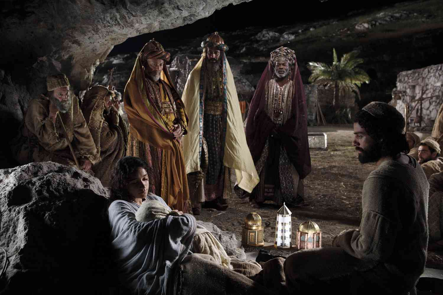 Image from the Nativity Movie