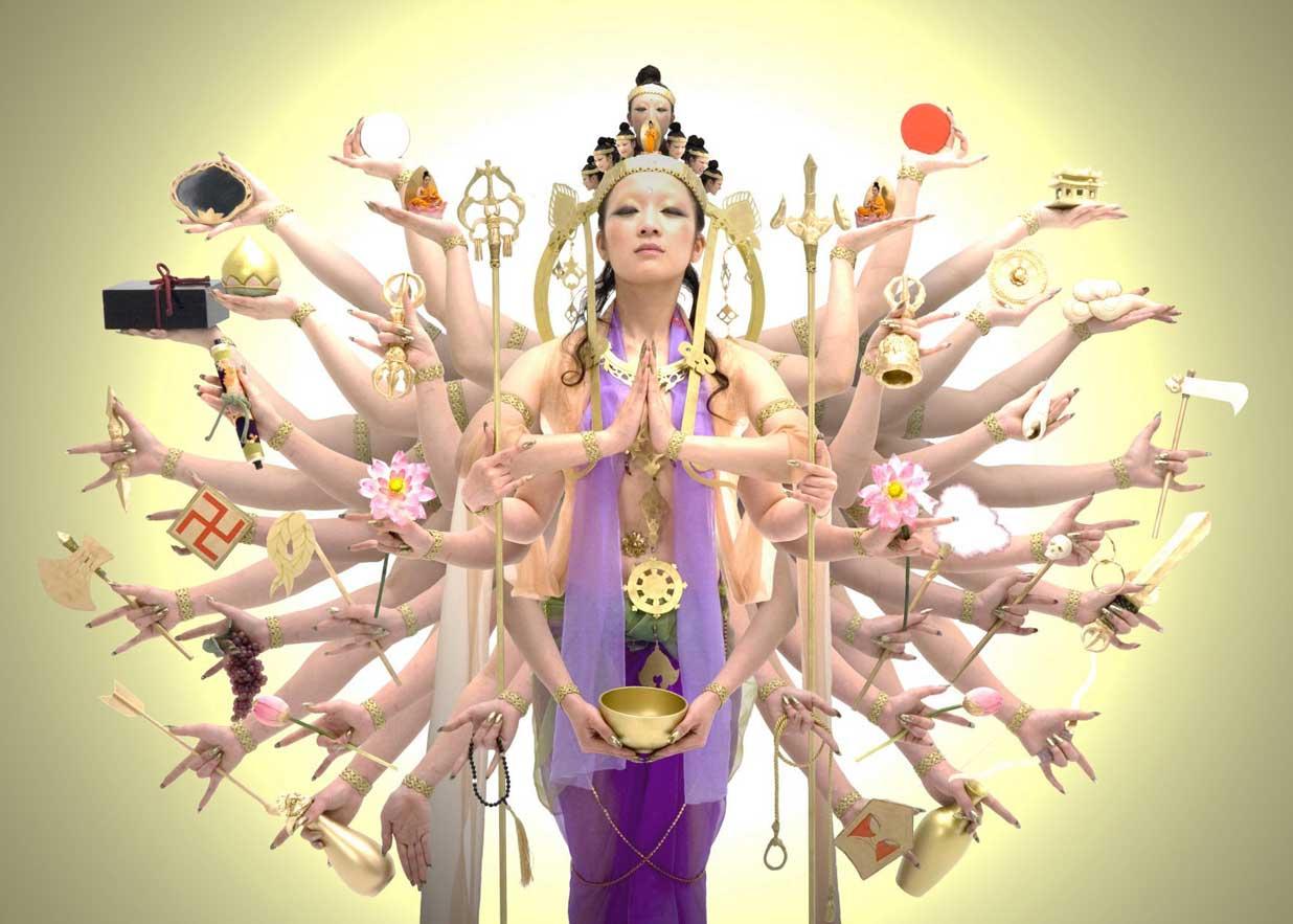 ©  Tetta Artworks , Boddhisatva Statue