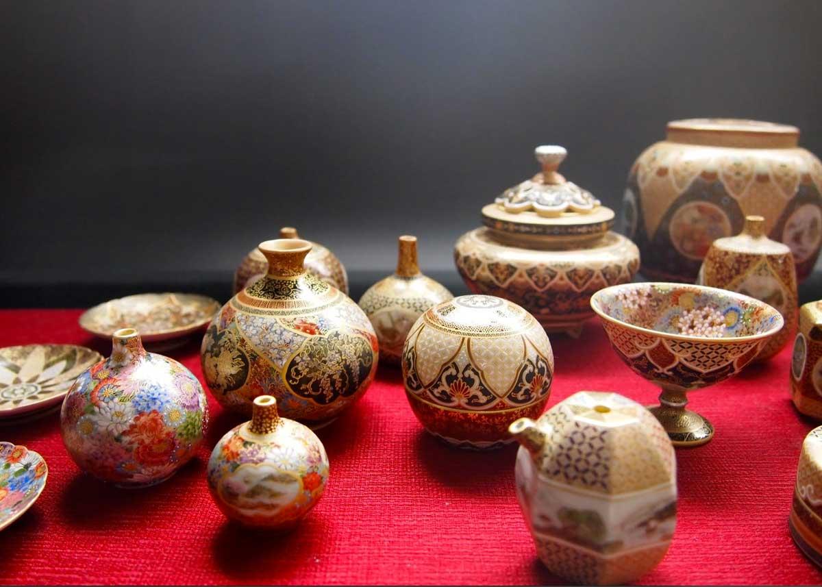 ©  Cu-Nyo , Kyo-yaki Ceramics