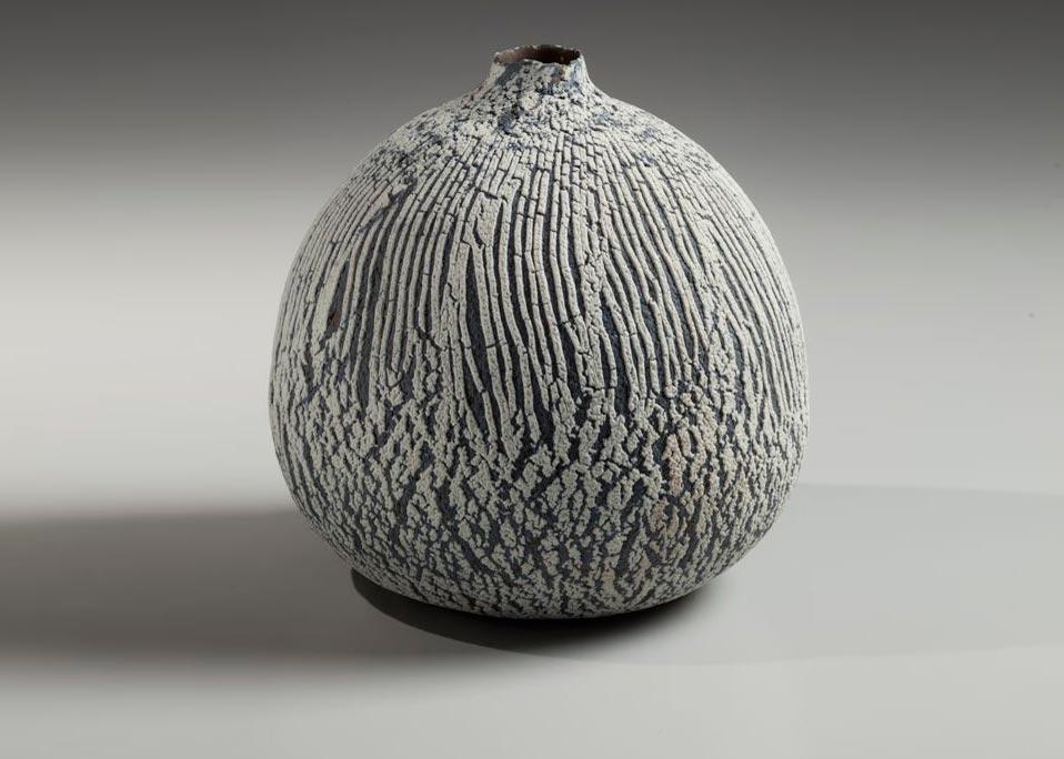 ©  Joan B Mirviss Gallery , Vase by Matsui Kosei