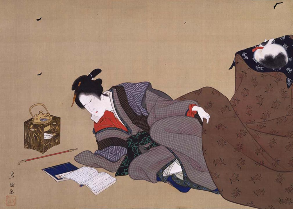 Woodblock Print by Utagawa Toyokuni, 19th Century