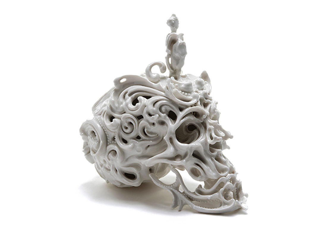 © Katsuyo Aoki, Predictive Dream, Ceramic Sculpture