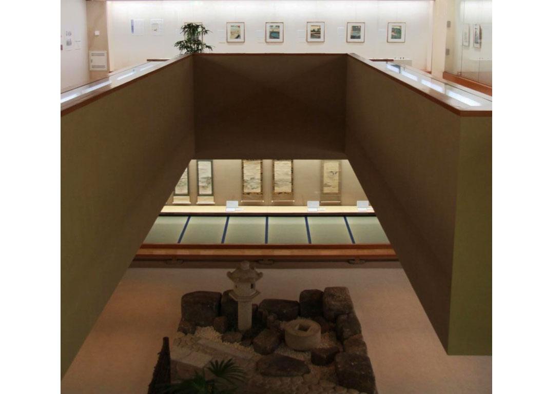 © Ota Memorial Museum of Art
