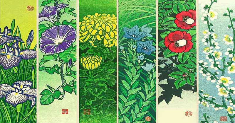 Related: Japanese Floral Prints Capture the Allure of Seasonal Flowers -