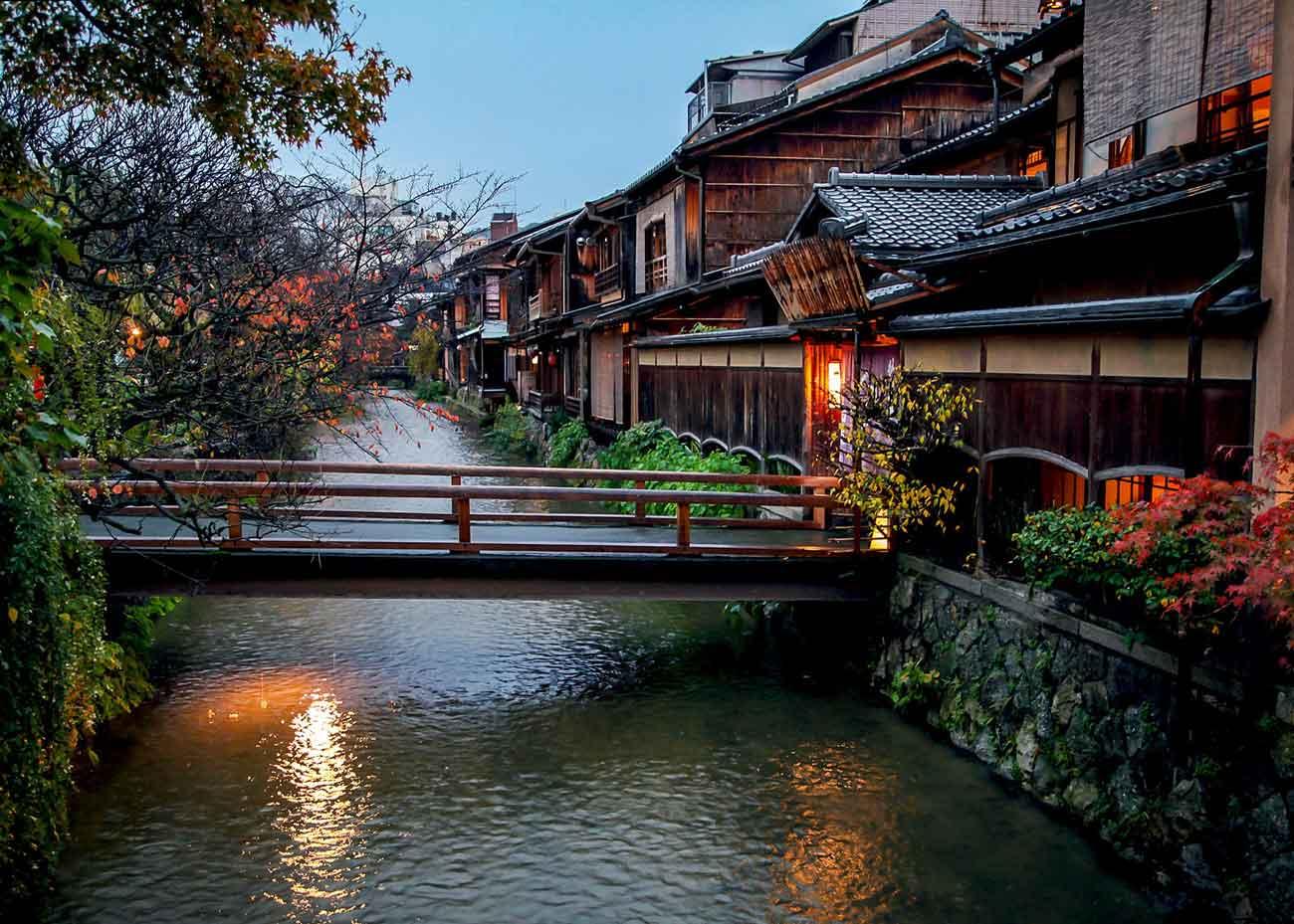 Gion Shirakawa Canal