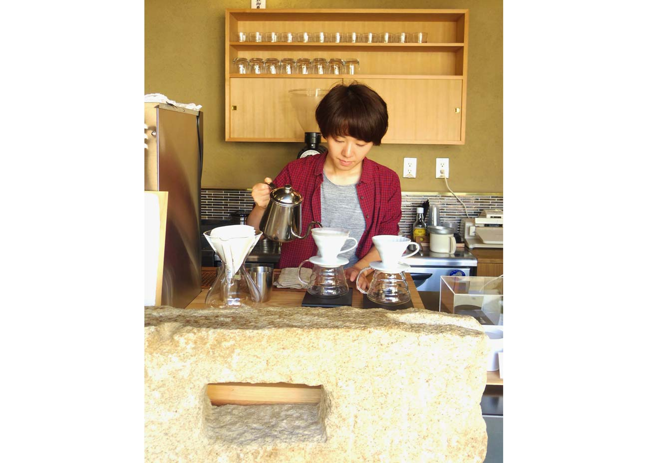 ©  Curated Kyoto , Serving up Coffee at WEEKENDERS