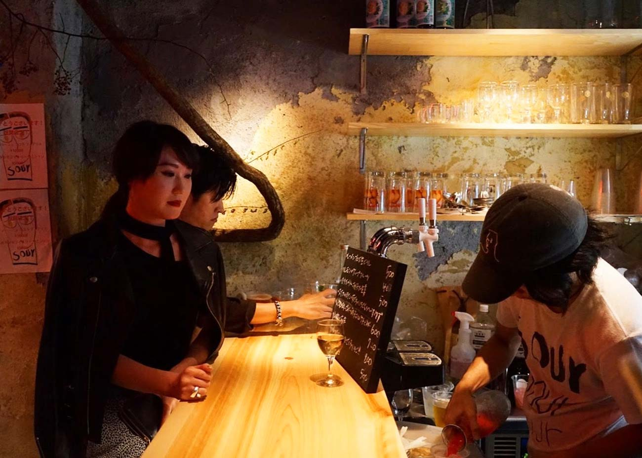 ©  Curated Kyoto , Sour Cocktail Bar
