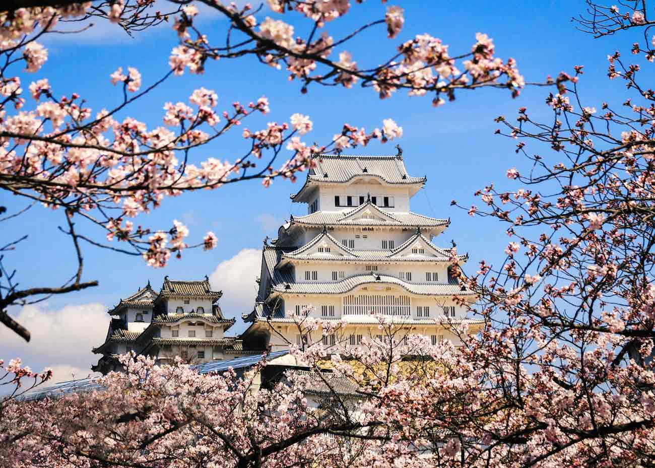 ©  Reginald Pentinio  /  Creative Commons , Himeji Castle