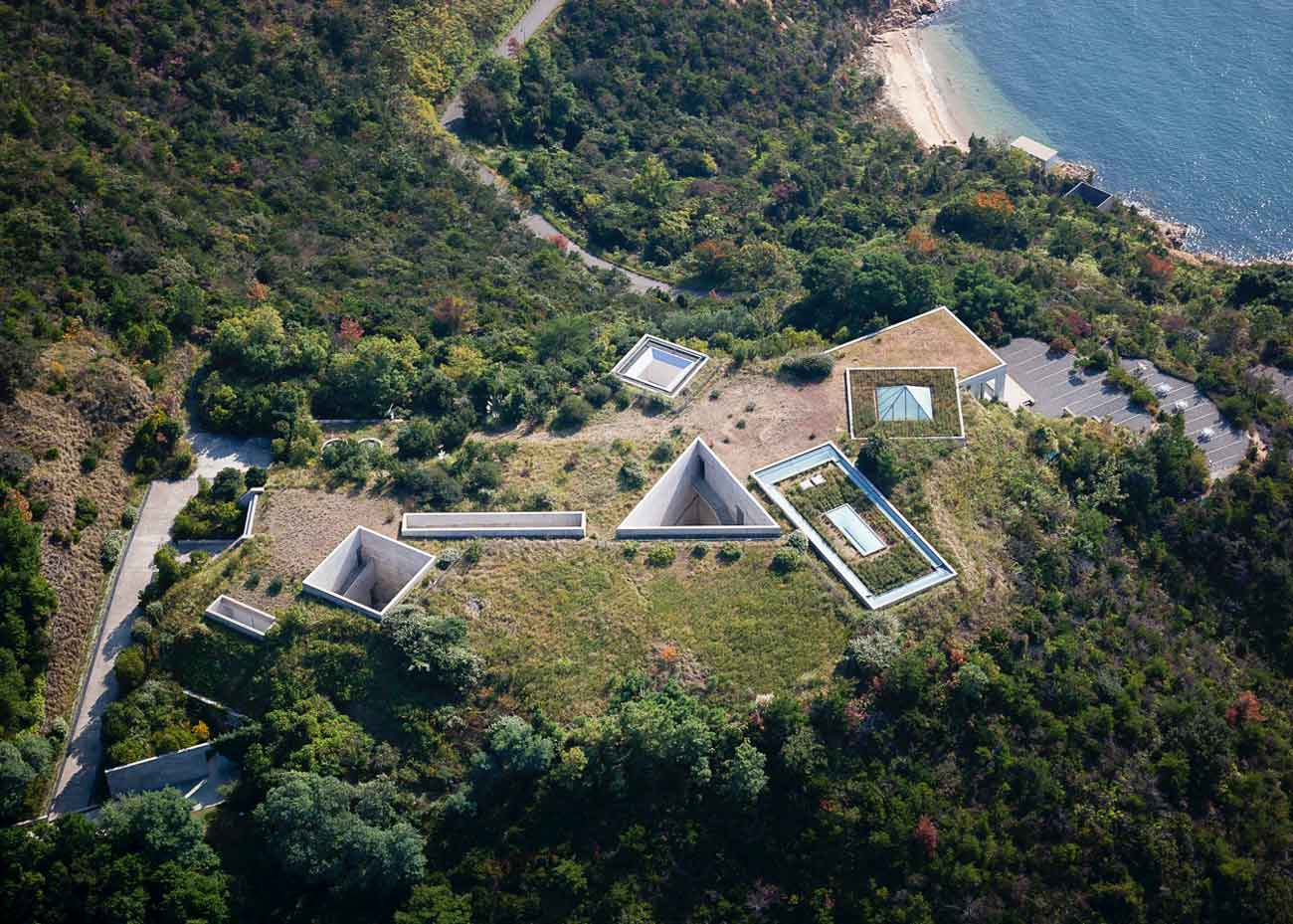 © Benesse Art Site Naoshima,  Chichu Art Museum