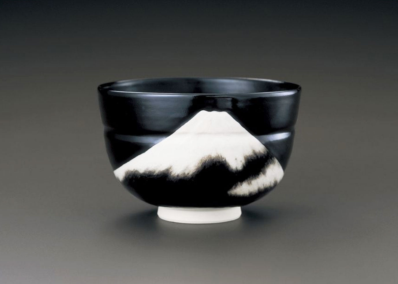 ©  Makuzu Kosai , Fuji, Ceramic Tea Bowl