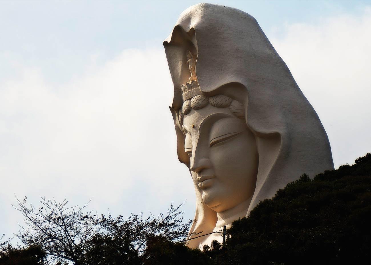 ©  Wabisabi2015  /  Creative Commons , Ofuna Kannon Statue