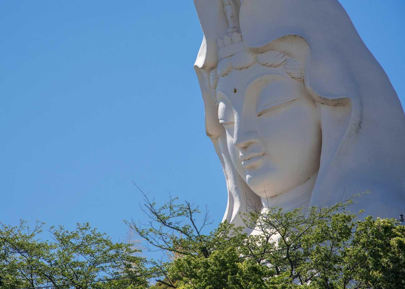©  Naitokz  /  Creative Commons , Ofuna Kannon Statue