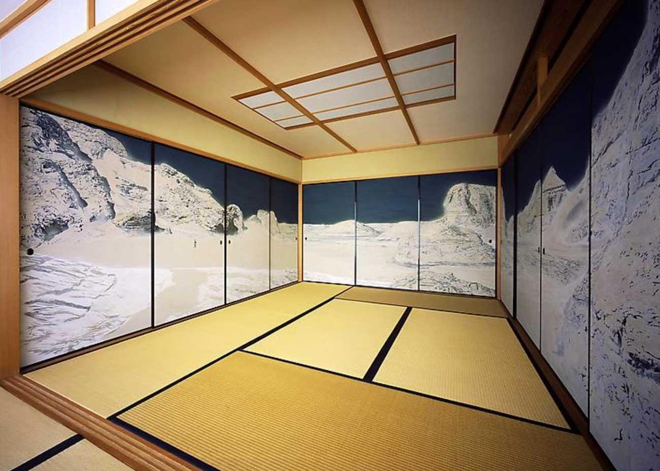 ©  Hiroshi Senju , Jukoin Ito Betsuin, 2002
