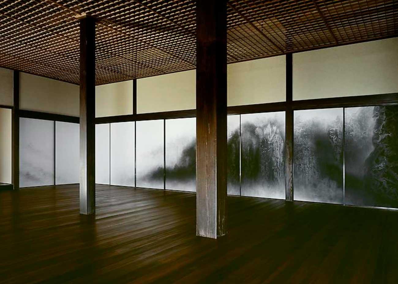 ©  Hiroshi Shenju , The Garden of Ku, 2009