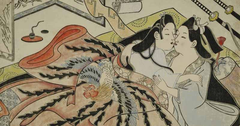 Related: Shunga: 3 Essential Things to Know About Japanese Erotic Prints -