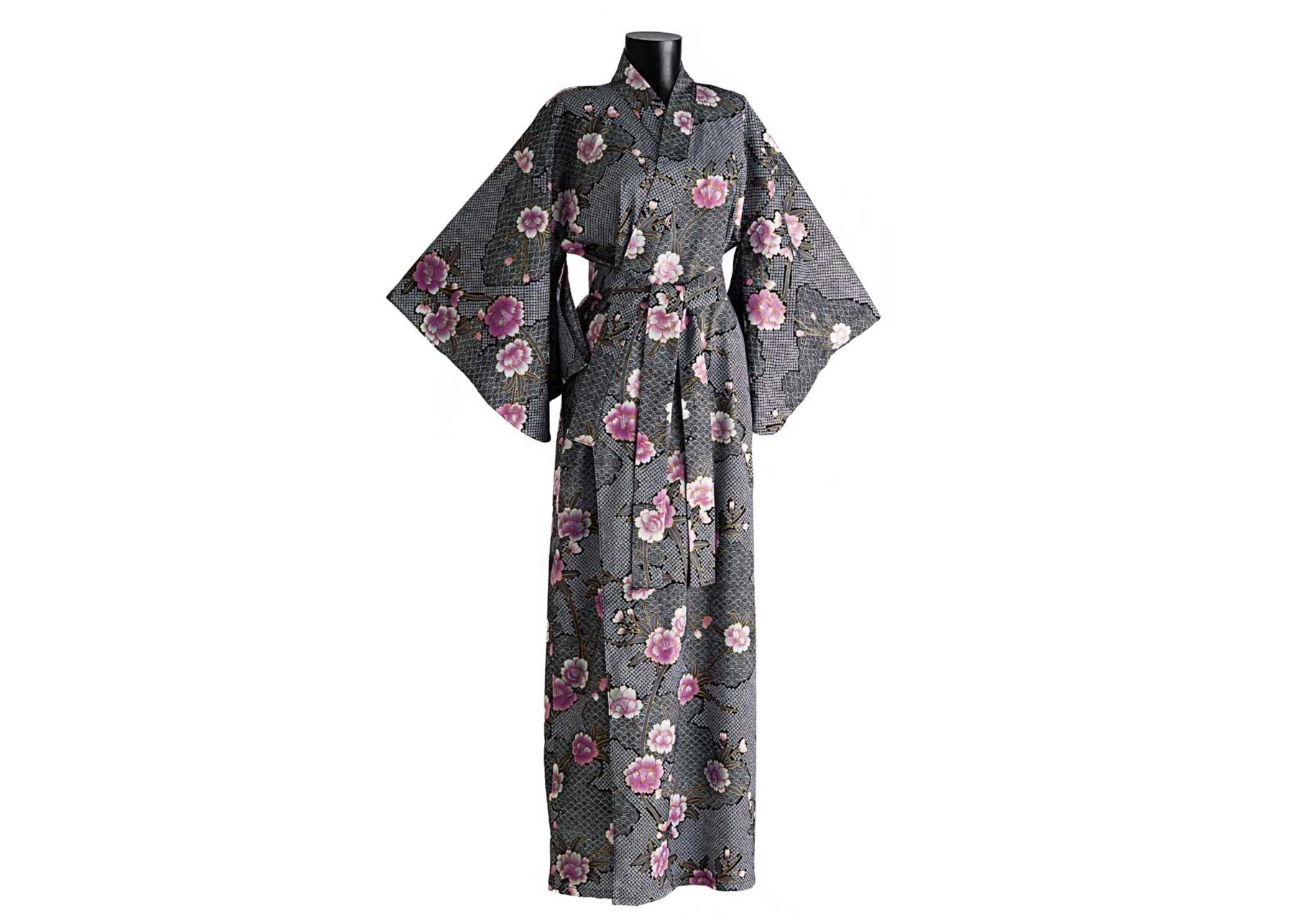 Women's Cherry Blossom Yukata