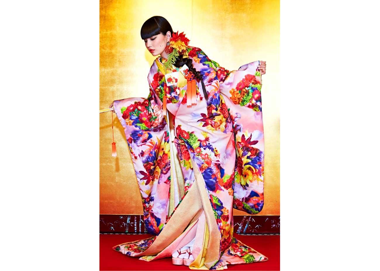 © Mika Ninagawa, Japanese Style Wedding