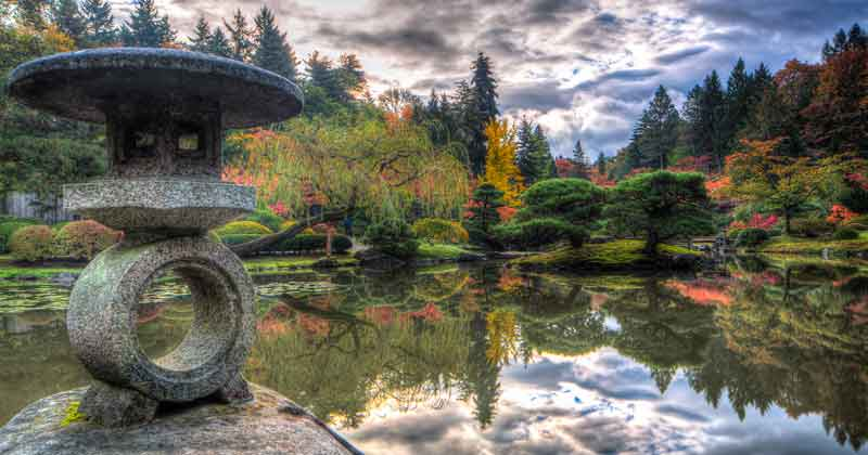 Related: 12 Stunning Japanese Gardens in America you Can't Miss -